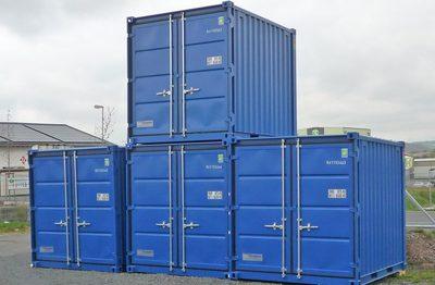 Sichere Einlagerung von Möbeln und mehr durch die Paul Hinz Transport GmbH.