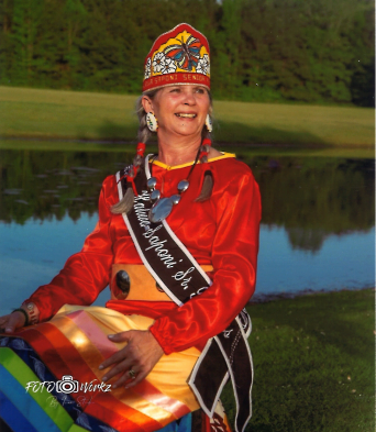 Mrs. Judith A. Richardson – Haliwa-Saponi Senior Princess 2019-2020