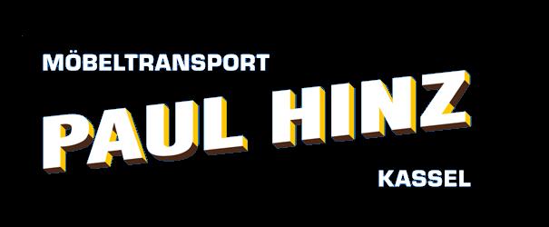 Möbeltransport Paul Hinz in Kassel seit 1923.