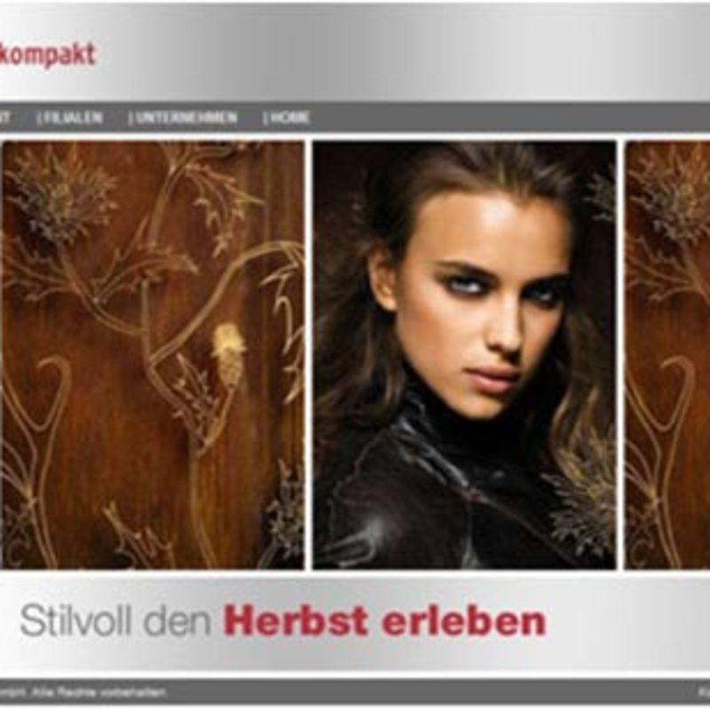 Karstadt kompakt   Interimswebsite