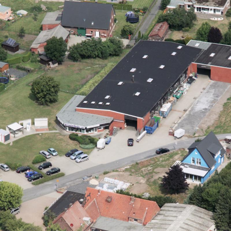 2014 Erweiterung der Außenflächen