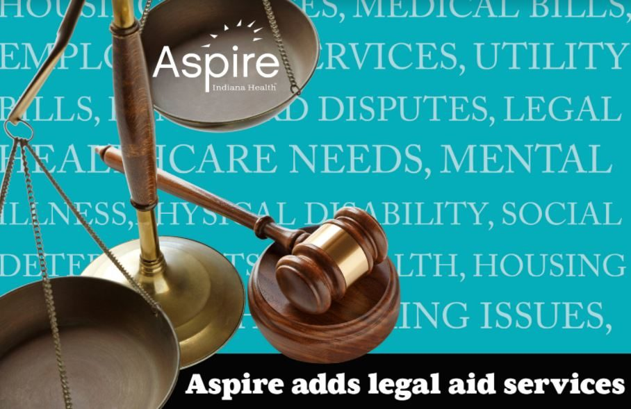 Aspire adds legal aid services