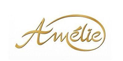Amélie. Eine Brautkleid Marke, die klassische Brautmode entwirft. Erhältlich bei Princess Dreams.
