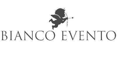Das Logo des Brautmoden Herstellers Bianco Evento.