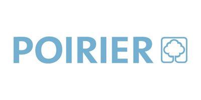 Das Logo des Brautaccessoires Herstellers Poirier.