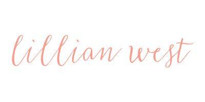 Lillian West. Eine Brautkleidmarke, die Boho Brautmode herstellt. Erhältlich bei Princess Dreams.